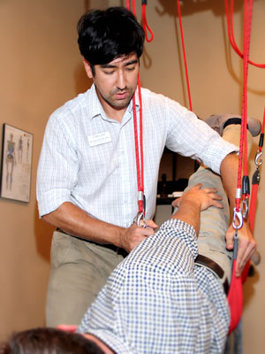 vinings physical therapy orthopedic therapist